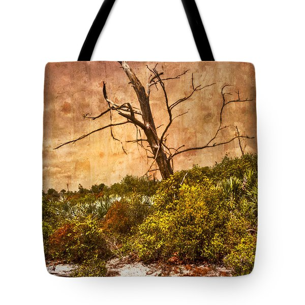 Desert Rose Tote Bag by Debra and Dave Vanderlaan
