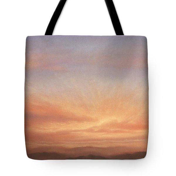 Desert Sky B Tote Bag