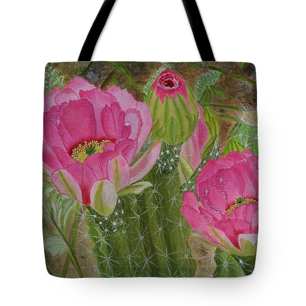 Desert Stars Tote Bag by Donna  Manaraze