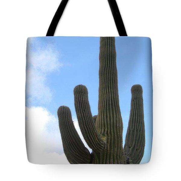 Desert Statesman Tote Bag