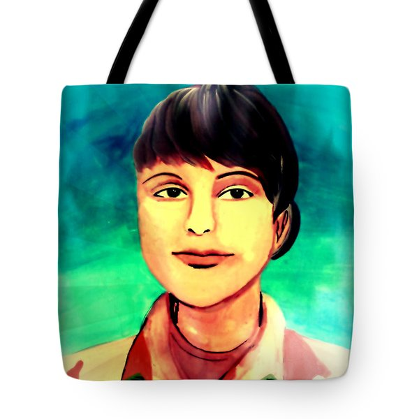 Desert Storm Jennifer Tote Bag