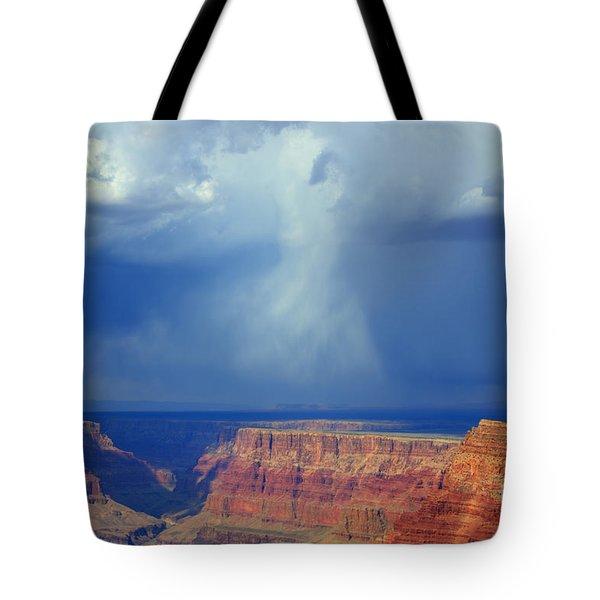 Desert View Grand Canyon Tote Bag by Bob Christopher