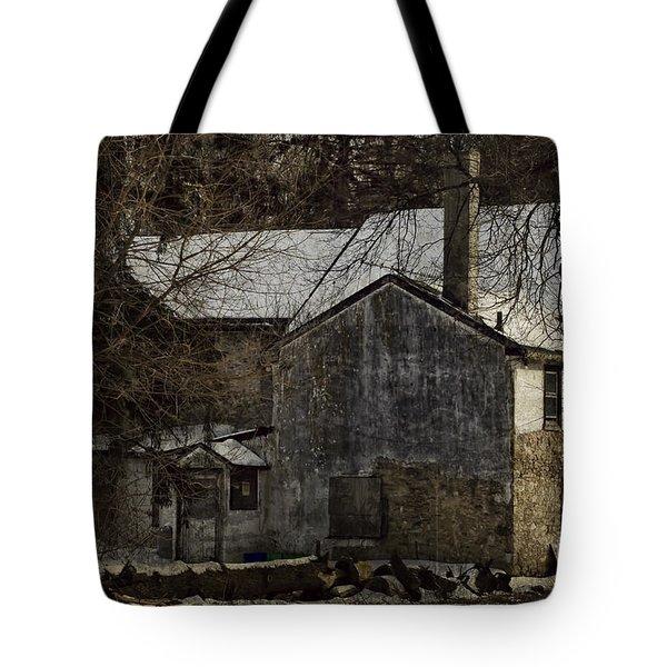 Deserted 2 Tote Bag