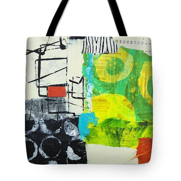 Desintegration Tote Bag