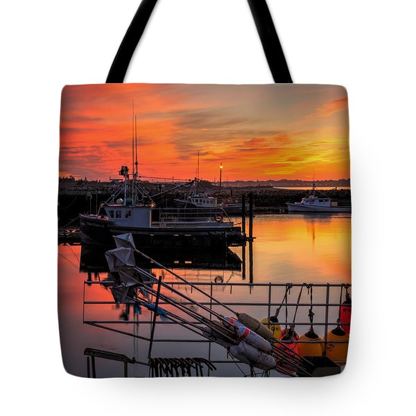 Desired Haven  Tote Bag