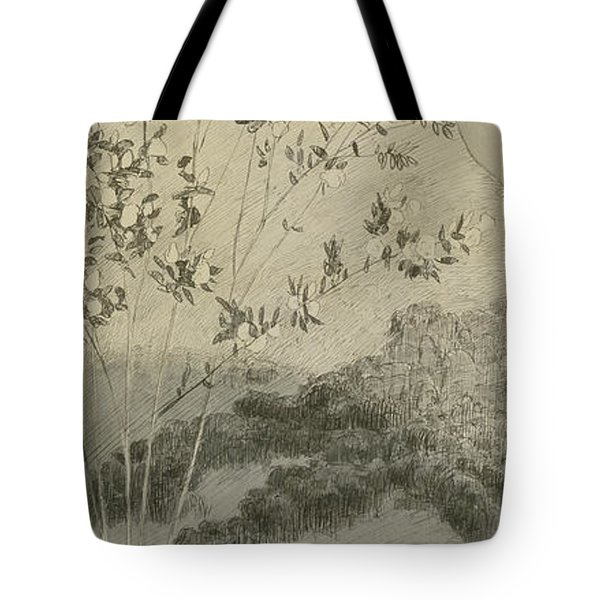 Desires Tote Bag by Max Klinger