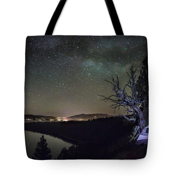 Desolation Wilderness Tote Bag