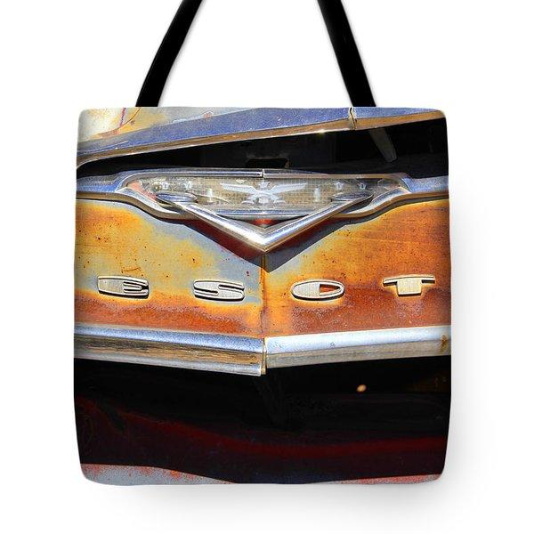 Desoto 2 Tote Bag by Mike McGlothlen