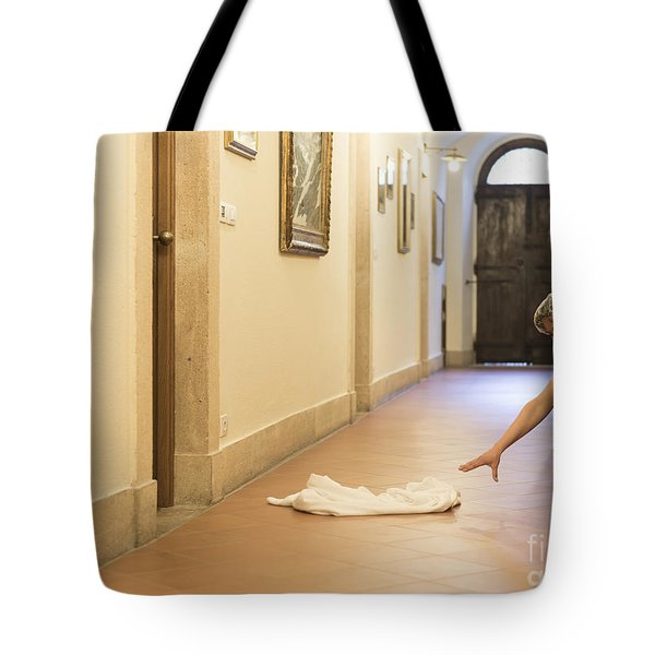 Desperate Tote Bag by Mats Silvan