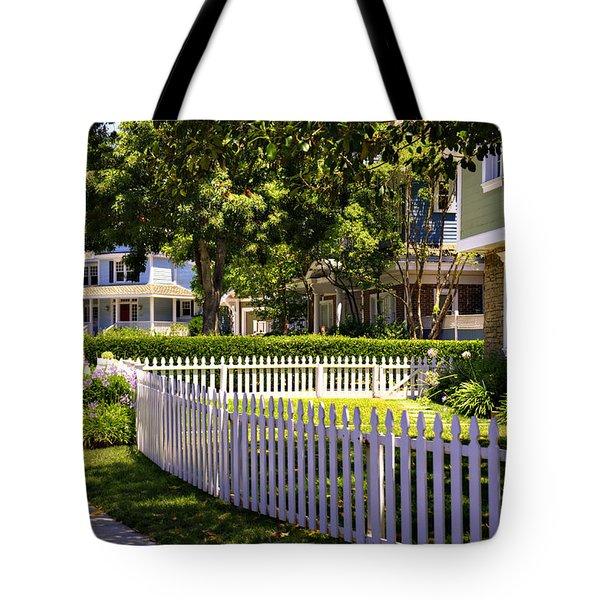 Desperate Neighborhood Tote Bag