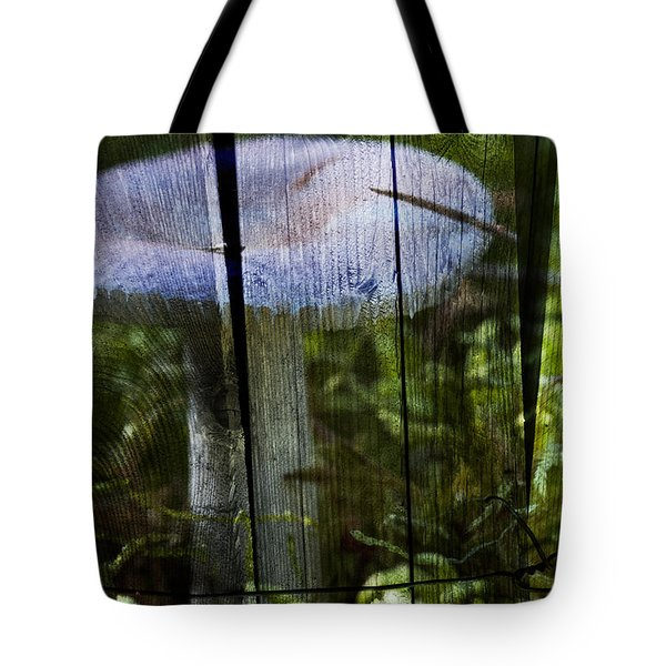 Destroying Angel Tote Bag by Nathan Wright