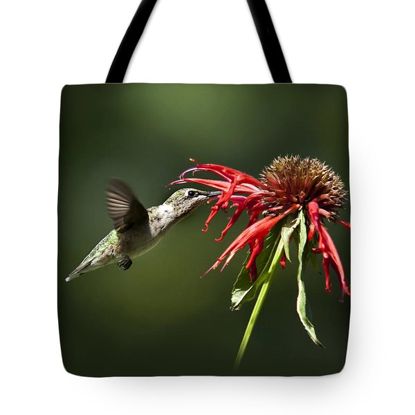 Determination Tote Bag by Christina Rollo