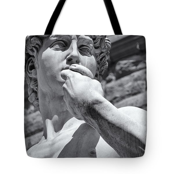 Determination Tote Bag by Melany Sarafis