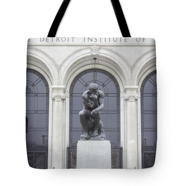 Detroit Institute Of Art Tote Bag