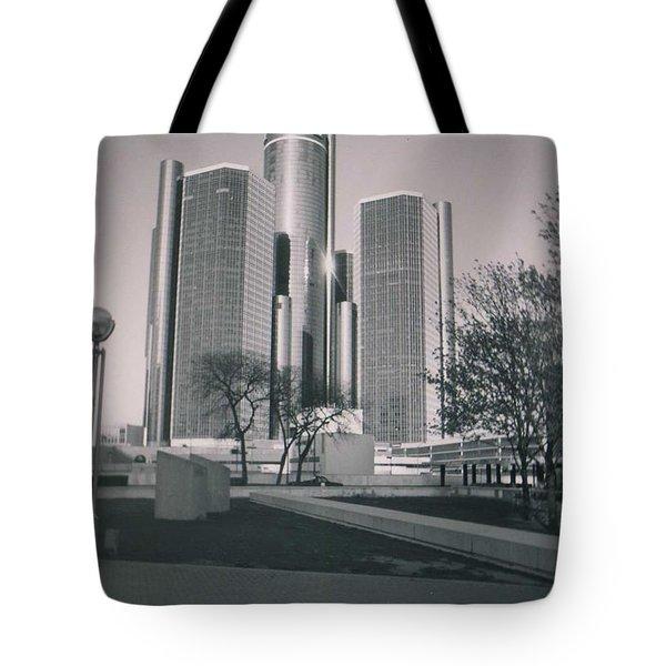 Detroit2 Tote Bag