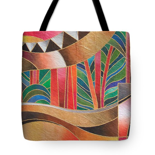 Deuba Sunset Tote Bag
