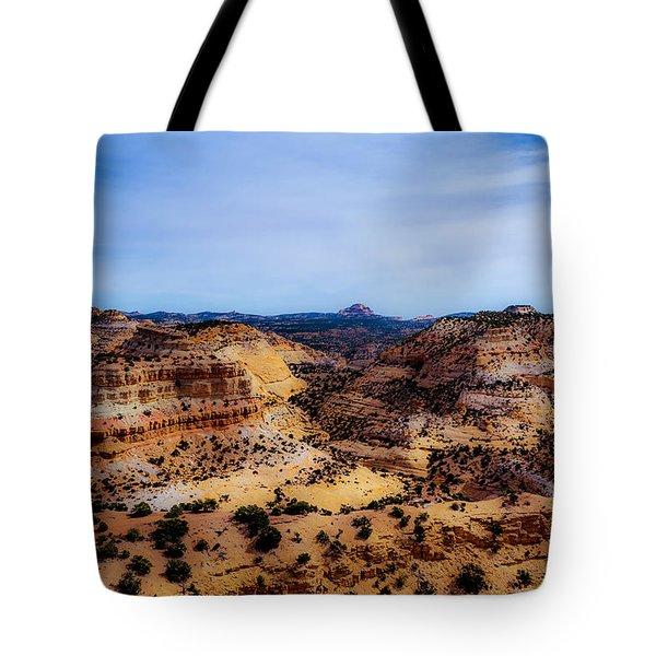 Devil's Canyon2 Tote Bag