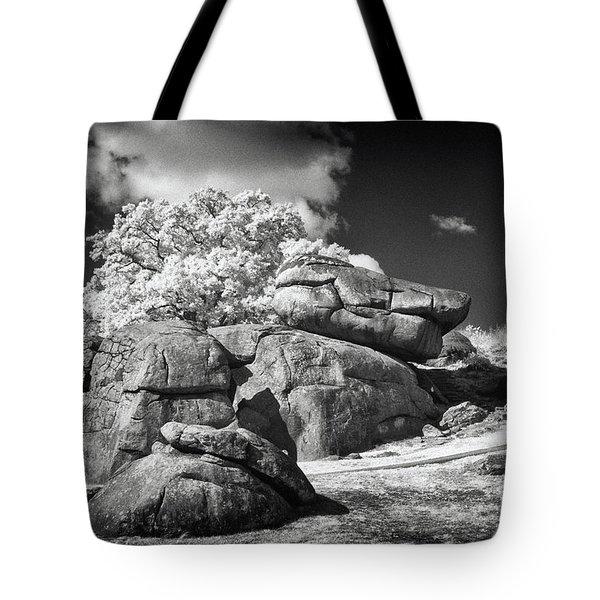 Devils Den - Gettysburg Tote Bag
