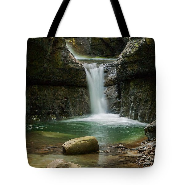 Devil's Pass Canyon Tote Bag by Davorin Mance
