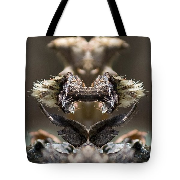 Tote Bag featuring the photograph Devil's Squeezebox by WB Johnston
