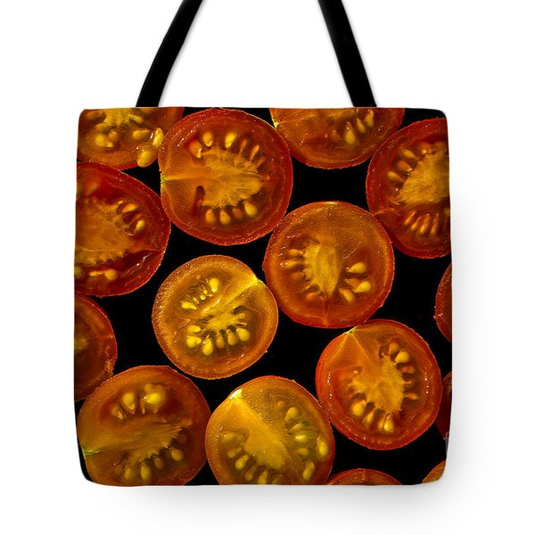 Devined Tote Bag by Sandi Mikuse