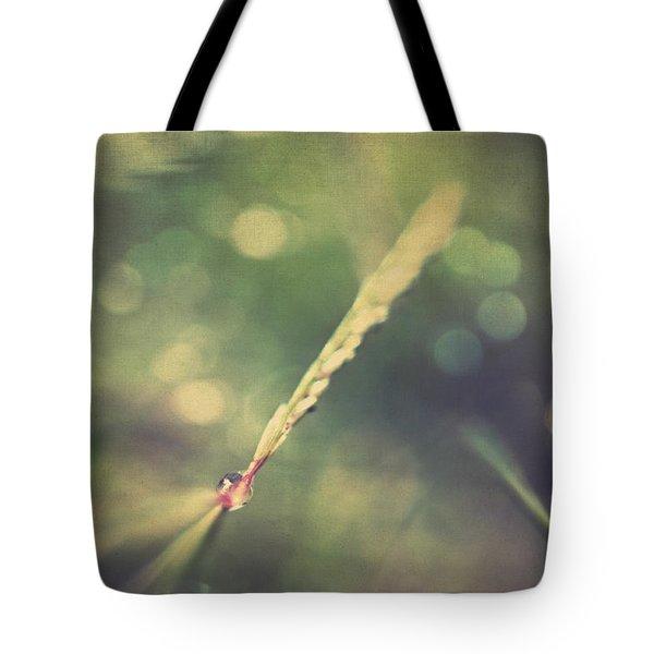 Dew Tote Bag by Taylan Apukovska