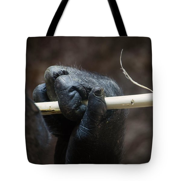 Tote Bag featuring the photograph Dexterity by Rebecca Sherman