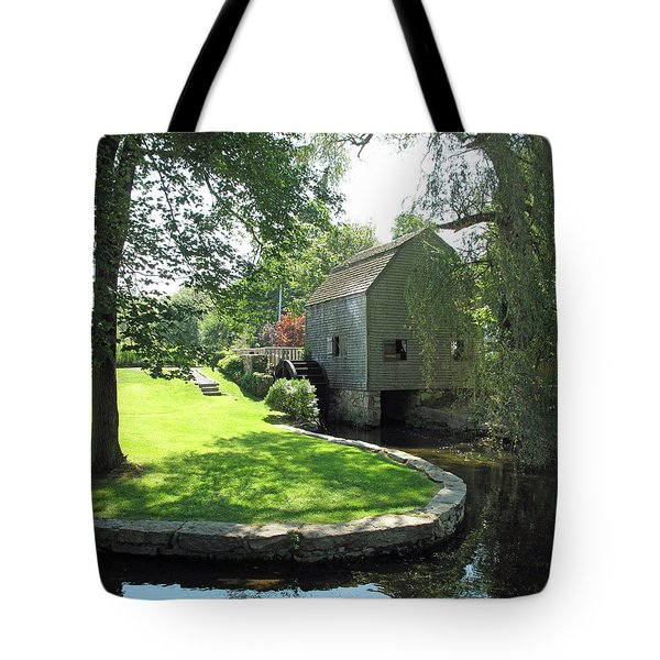 Dexters Grist Mill Tote Bag