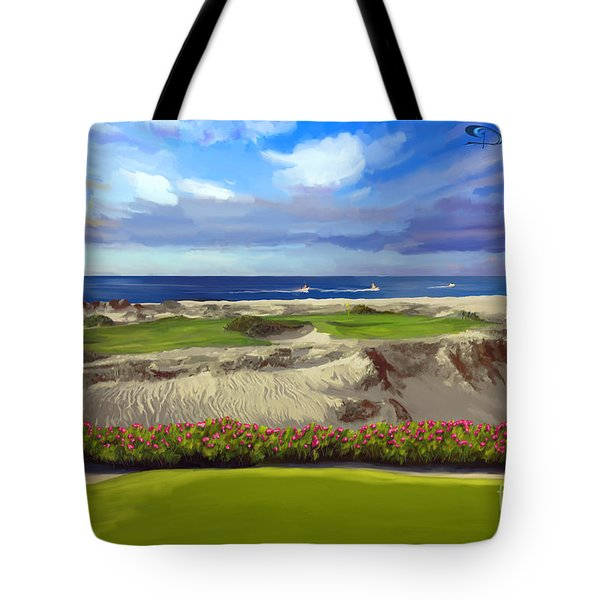 Diamante Dunes Cabo 16th Tote Bag