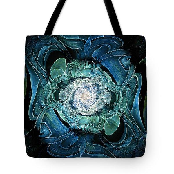 Diamond Nest Tote Bag by Anastasiya Malakhova