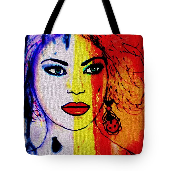 Diana Tote Bag by Natalie Holland