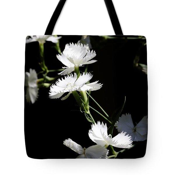 Dianthus Tote Bag
