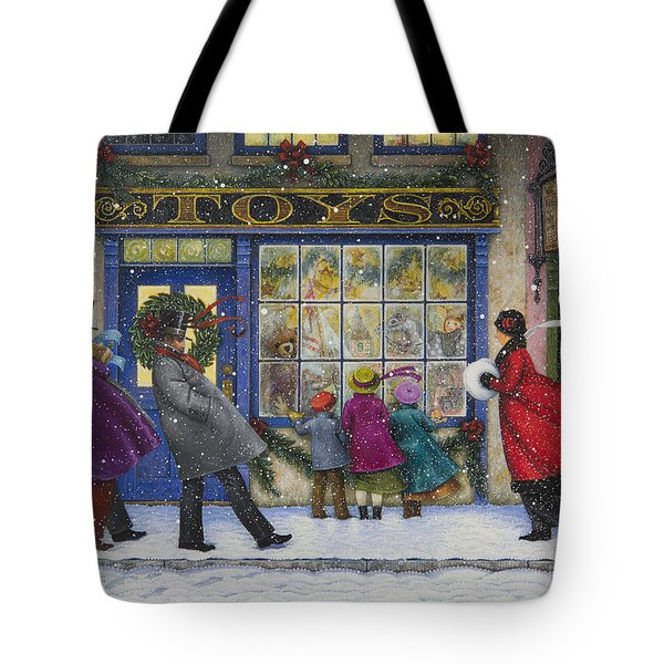 The Toy Shop Tote Bag