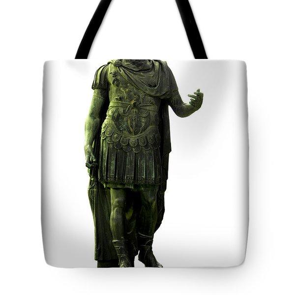 Dictator Julius Caesar Tote Bag