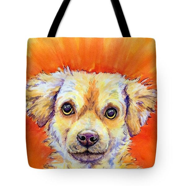 Tote Bag featuring the painting Diesel by Ashley Kujan