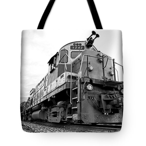 Diesel Electric Locomotive Tote Bag