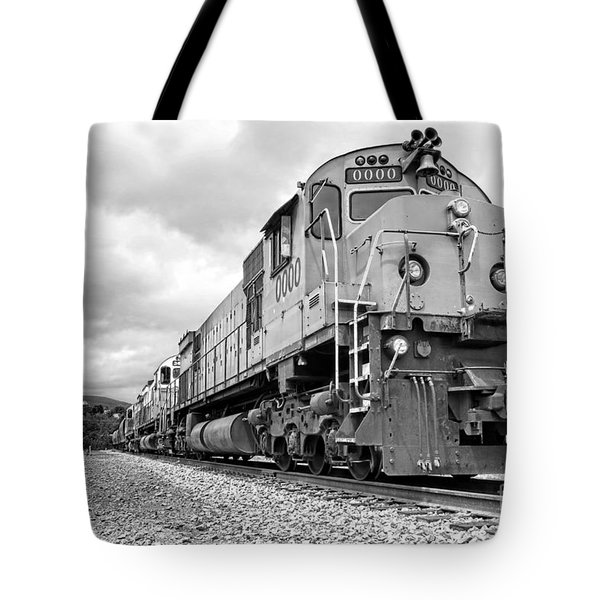 Diesel Electric Locomotives Tote Bag