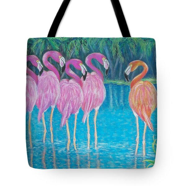 Different But Alike Tote Bag
