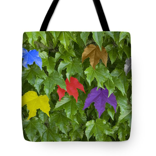 Different Yet The Same Tote Bag