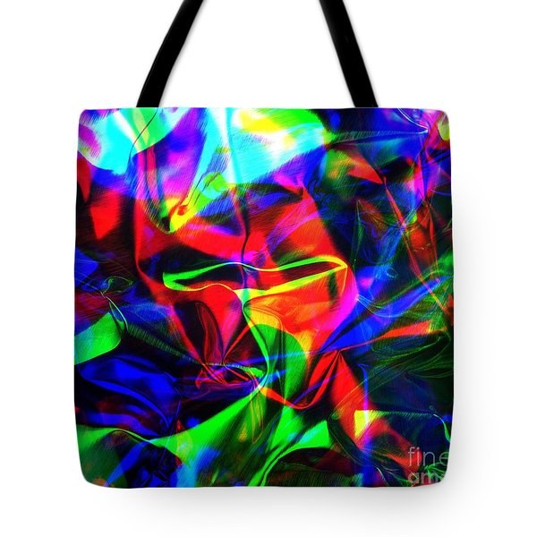 Digital Art-a14 Tote Bag by Gary Gingrich Galleries