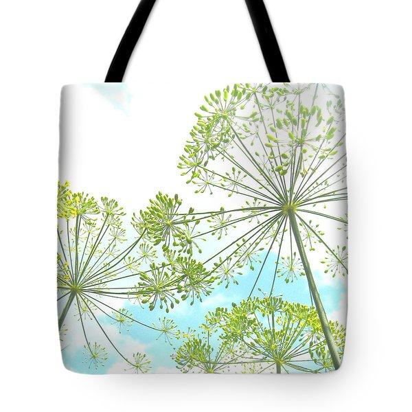 Dill Garden Tote Bag