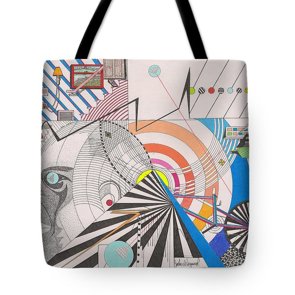 Dimension  Tote Bag