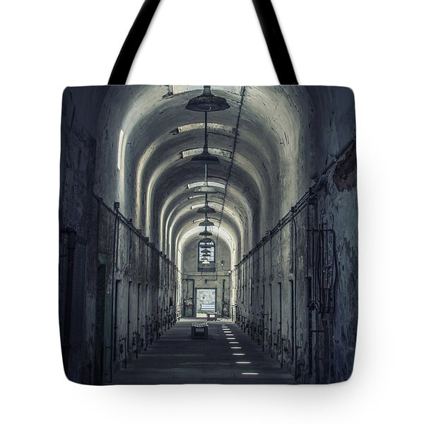 Dimensions Of Darkness Tote Bag