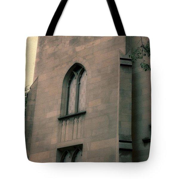 Dimnent Memorial Chapel Detail Tote Bag