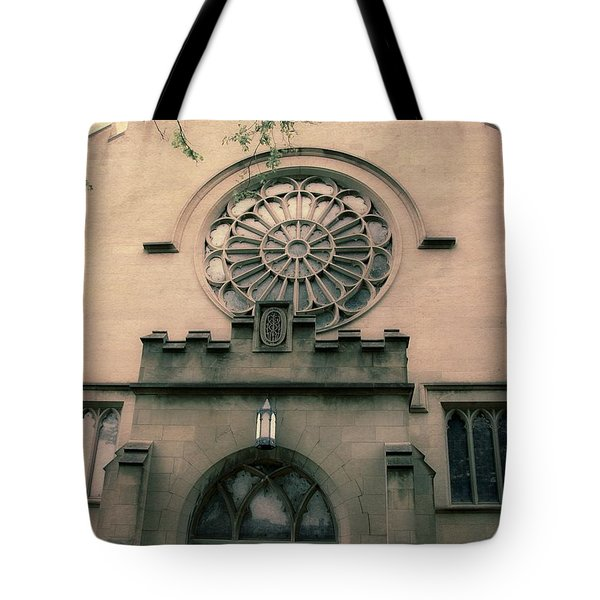 Dimnent Memorial Chapel Tote Bag