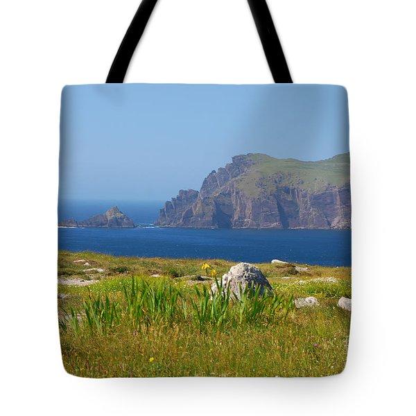 Dingle Coast Tote Bag