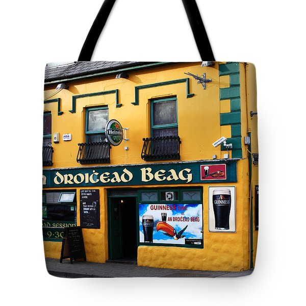 Dingle County Kerry Ireland Tote Bag by Aidan Moran