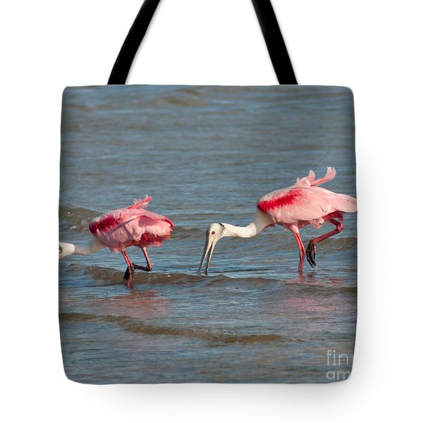 Dining Duo Tote Bag