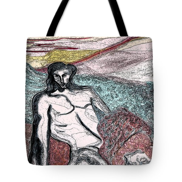 Dionysus By Jrr Tote Bag by First Star Art