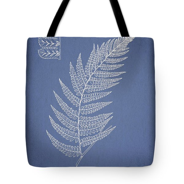 Diplazium Griffithii Tote Bag by Aged Pixel